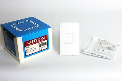 Lutron NT-3PS-WH  20A, 3-Way, General purpose switch, White