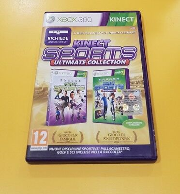 Kinect Sports Ultimate Collection GIOCO XBOX 360 KINECT