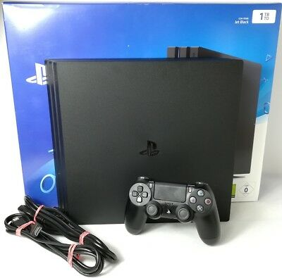 sony ps4 pro konsole 1tb inkl fifa 18 eur 399 00. Black Bedroom Furniture Sets. Home Design Ideas