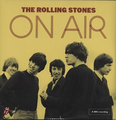 ROLLING STONES-On Air  (US IMPORT)  VINYL NEW