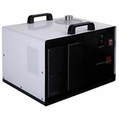 Industrial Water Cooled Chiller Cool Cooling Water Machine 600 Brand New vi