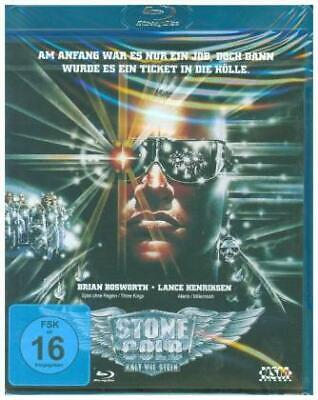STONE COLD (Blu-ray) [DE-Version, Regio 2/B] - Lance Henriksen Blu Ray NEW