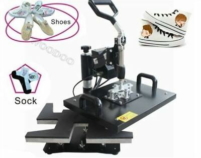 Shoes Heat Press Machine Image Printing Rosin Press Machine Onto Shoes xl