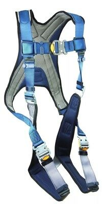 DBI-SALA Large ExoFit 1107981 Vest Style Harness, Back D-Ring, New In Package!