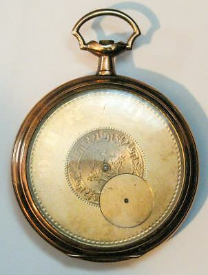 Hamilton 916 Pocket Watch 12s 17 Jewels - Non-Running / Parts *As-Is* - e