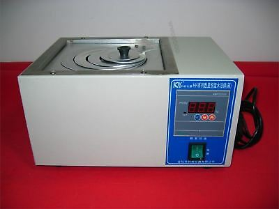 HH-1 Digital Lab Thermostatic Water Bath Single Hole Electric Heating New xh