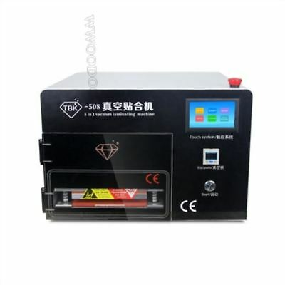 5 In 1 Oca Vacuum Laminating Machine With Touch Screen For Lcd Repair 220V Br ok