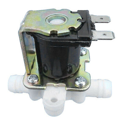 3/8inch 12VDC Hose Barb Electric Solenoid Valve Plastic Body 12-volt DC for M2S2