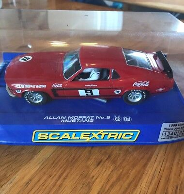 Scalextric Allan Moffat #9 Ford Mustang