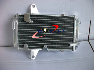 Aluminum radiator For ATV Can-Am DS450 DS 450 2008 2009 2010 2011 08-11 09 10