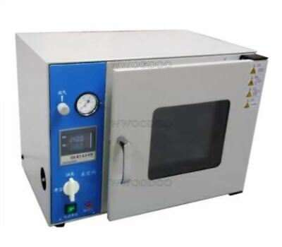 345X415X345MM Digital Vacuum Drying Oven Cabinet 200℃ Working Room 220V kn