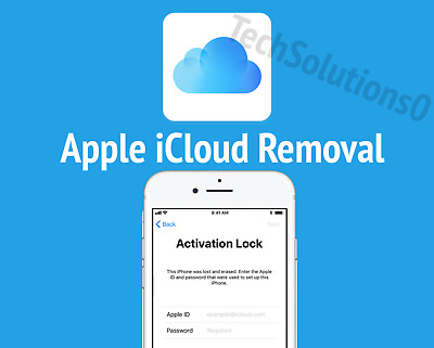 Apple iPhone iCloud Removal - Guarenteed for all iPhones