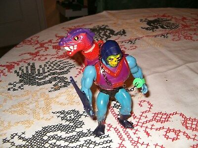 Masters of the Universe / Dragon Blaster Skeletor / 80er Jahre / Mattel