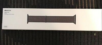 Apple Watch Sport Loop Band 42mm - Black - OEM Genuine Original  NEW