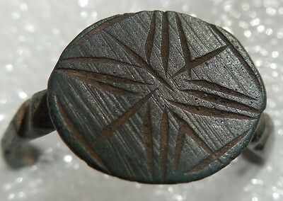 Ring bronze 16-17 century  VF+++