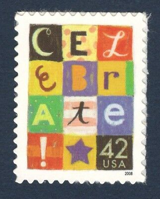 4335 Celebrate US Single Mint/nh (Free Shipping)