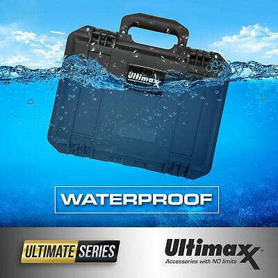 Durable Waterproof Carrying Case For DJI Spark Drone by ULTIMAXX BRAND NEW