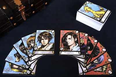 Triple Triad Full Card Set