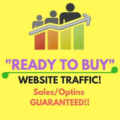 Guaranteed Hungry Buyer Website Traffic To Increase Sales, Optins & More!