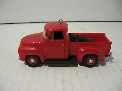 1995 Hallmark Keepsake Ornament 1956 Ford Truck - 1st In Series