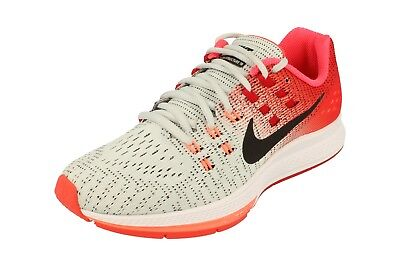 new arrival 2bcd7 ec148 Nike Womens Air Zoom Structure 19 Running Trainers 806584 Sneakers Shoes 006