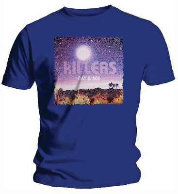 Killers-Day & Age  (US IMPORT)  TSHIRT NEW