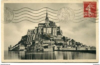 CPA-Carte postale- France- Le Mont Saint Michel - 1938 (CP1386)