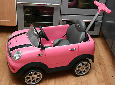 Toys R Us Audi Spyder Push Along Pedal Car Collect Erith Kent