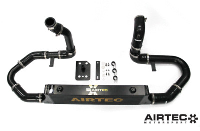 Airtec Uprated FMIC Front Mount Intercooler Upgrade for: Fiat 595 Abarth