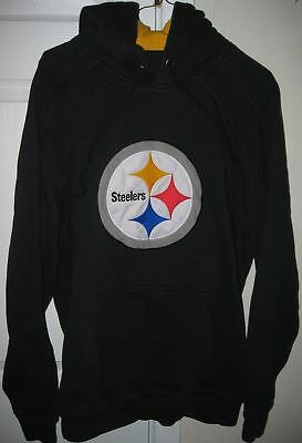 NFL Pittsburgh Steelers Sweatshirt Hoodie XL by NFL Team Apparel