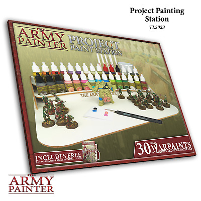 Project Painting Station - *The Army Painter*