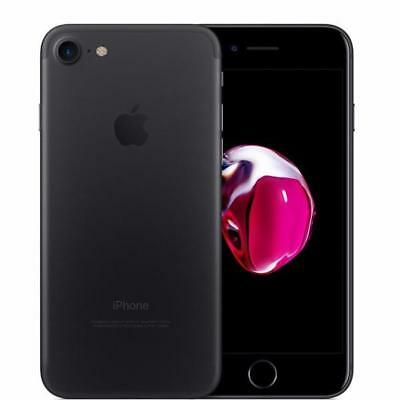 Apple iPhone 7 32GB 128GB 256GB Factory Unlocked Black Gold Rose Silver Used