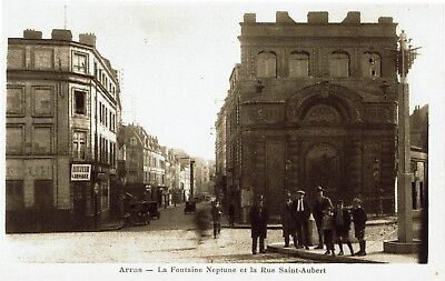 CPA - Carte postale - FRANCE - ARRAS - La Rue Saint Aubert (iv 811)