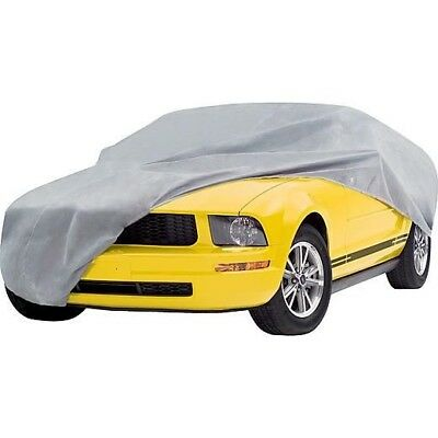 For Ford Mustang Year 2015-On Heavy Duty Fully Waterproof Car Cover Cotton Lined
