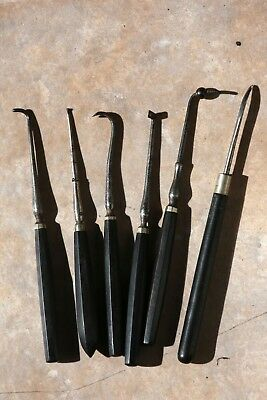Collection 19th Century Dentistry Instruments Tools