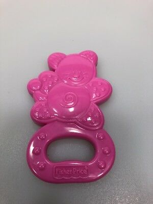Little Mommy Rattle Replacement Little Mommy Pink Bear cat  Doll size