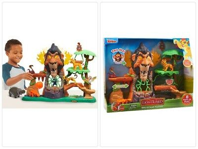 Lion King Kids Toys Playset Rise of Scar Kion Guard Disney Pop Out Play Set Gift