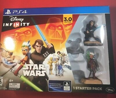 Disney Infinity 3.0 Edition Starter Pack Playstation 4 Standard - Brand New, PS4