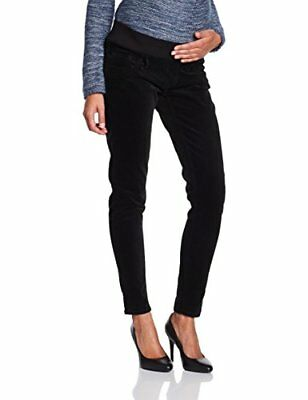 (TG. Medium) Nero (Black) Pietro Brunelli JP0043VE0105, Jeggings Prémaman Donna,