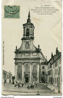 CPA - Carte postale - FRANCE -Nancy - Eglise Bonsecours (CP1411)