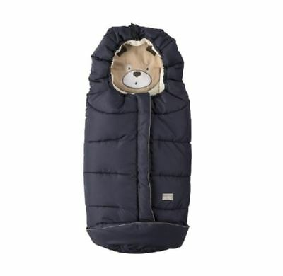 Nuvita Junior Cuccioli Bear Blue Footmuff
