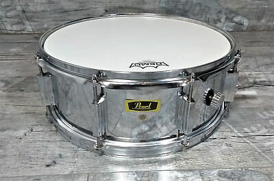 "Pearl 4714 Challenger 1970s  Snare 14"" x 5"" Made in Japan  * VINTAGE *"