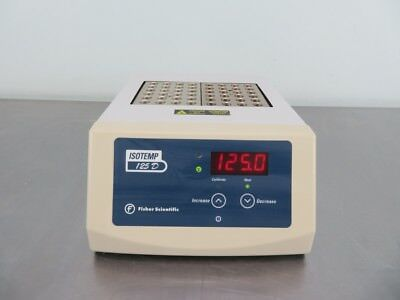 Fisher Isotemp Multi Dry Bath Model 125D with Warranty