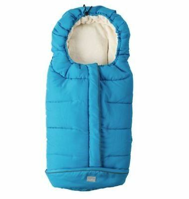 Nuvita Junior City Footmuff - Electric Blue