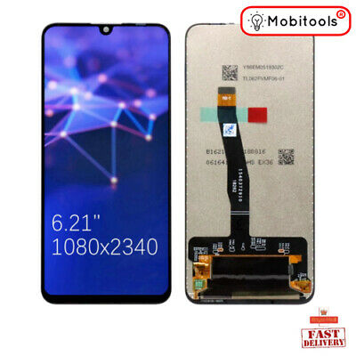 """Huawei P Smart 2019 Pot-Lx1 Complete LCD Display Screen + Digitizer (6.21"""")"""