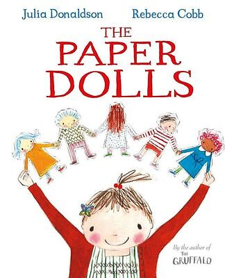 The Paper Dolls by Julia Donaldson (Paperback) [NEW]