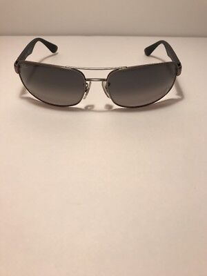 0214cbf0b4 RAY-BAN MEN S pilot sunglasses RB3527 029 71 61-17 3N Black Gunmetal ...