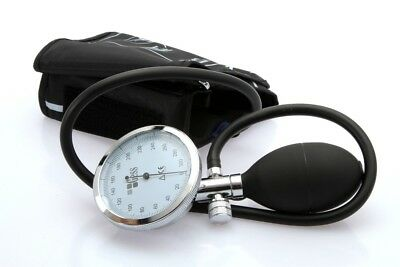 Manual Blood Pressure Monitor Optimum  Sphygmomanometer Free Bag High Quality