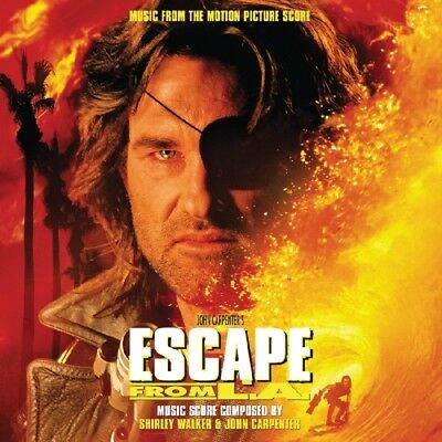 OST/ Various - Escape From L.A. Vinyl Maxi2 Real Gone Music NEU
