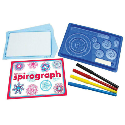 Spirograph Original Design Kit Creative/Drafting/Drawing/Kids/Art/Design Craft